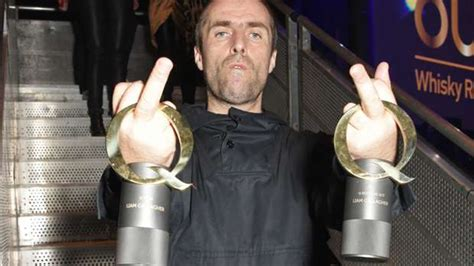 Liam Gallagher wins big at the 2017 Q Awards