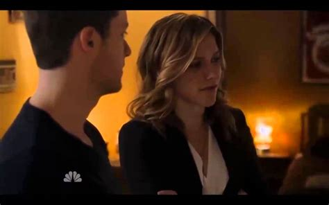 Chicago PD 2x11 Erin & Jay kiss - YouTube