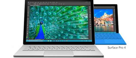 New Surface Book and Surface Pro 4 firmware update is
