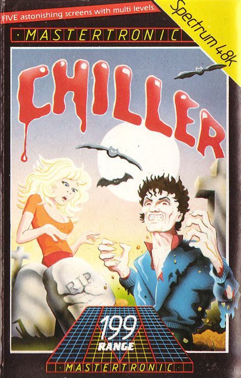 Chiller for ZX Spectrum (1985) - MobyGames