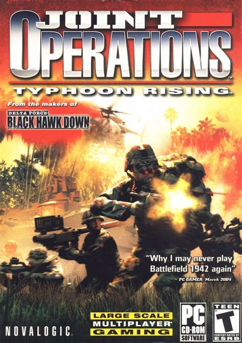 Joint Operations: Typhoon Rising for Windows (2004