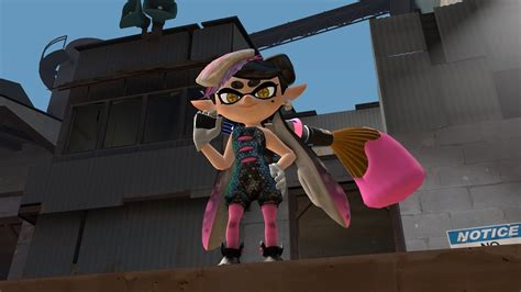 'Splat Fortress' TF2 Mod Brings The Splatoon Experience To