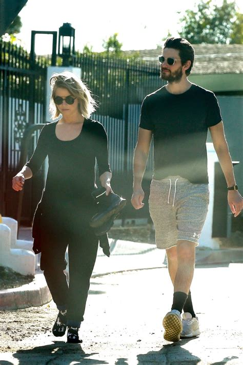 Julianne Hough Spotted Out With Ben Barnes While Husband