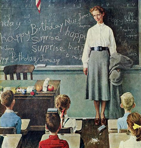 The Exhibition   The Art of Norman Rockwell